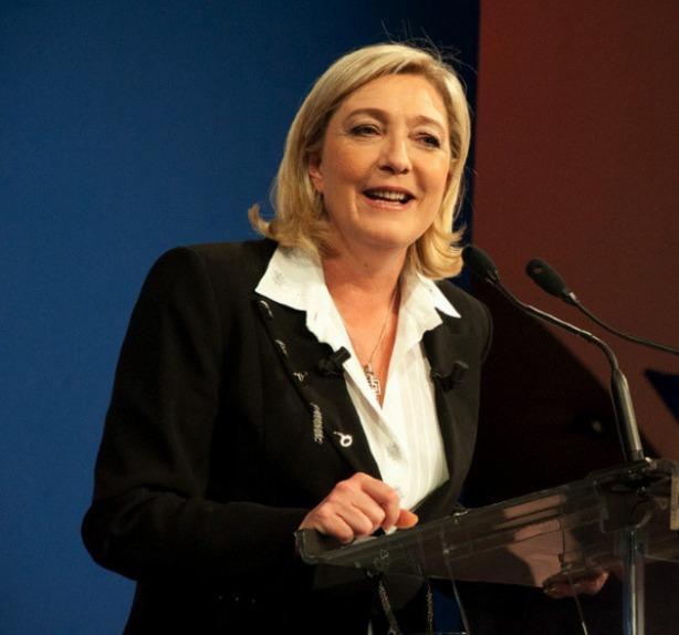 Marine Le Pen est annoncée vendredi 28 février 2014 à Elbeuf. Dans le cadre des municipales, la présidente du Front national viendra soutenir la candidature de Nicolas Bay, qui mène la liste Bleu Marine à Elbeuf.