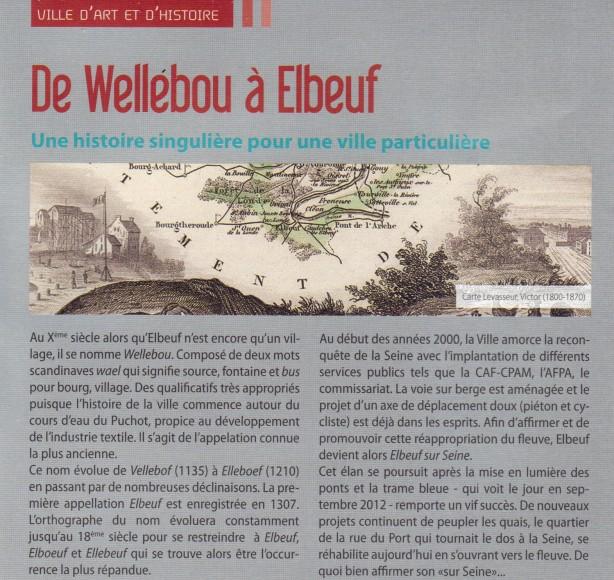 Wellebou-Elbeuf